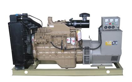 东风康明斯150KW发电机组
