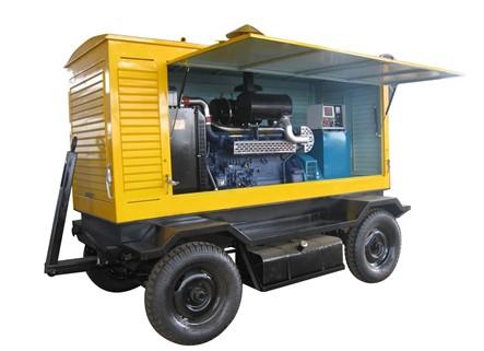 75KW-150KW移动电站