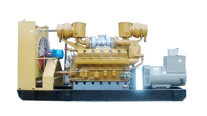山东济柴1500KW发电机组
