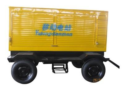 200KW-300KW移动电站