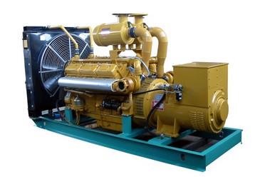 上柴股份250KW发电机组