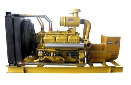上柴股份350KW发电机组