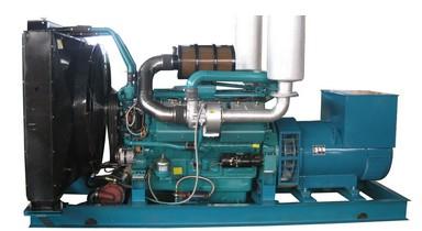 上海帕欧450KW发电机组