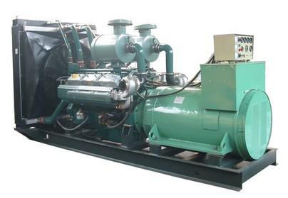 无锡动力500KW发电机组