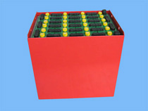 牵引型电池