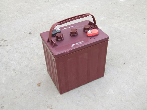 旅游观光车用蓄电池
