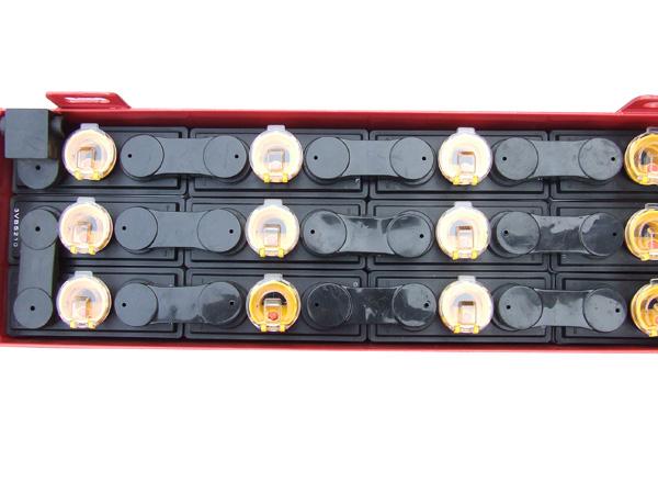 火车用蓄电池