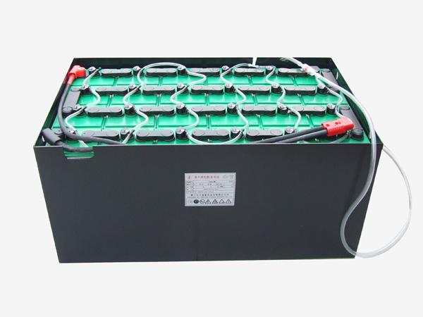 堆栈叉车电池