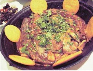 地锅鸡火锅