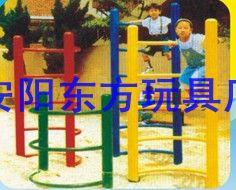 儿童攀岩架