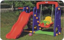 幼儿园组合滑滑梯