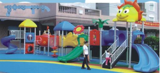 幼儿园滑梯厂家