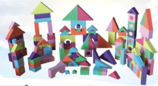 幼儿园自制区角玩具