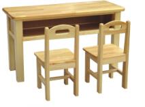 木质幼儿桌