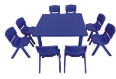儿童塑料桌子