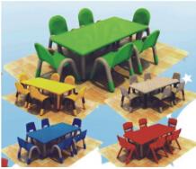 儿童桌椅生产