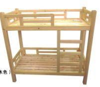 幼儿园实木上下床