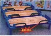 幼儿园双人床