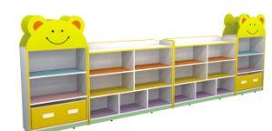 熊巴士造型玩具柜