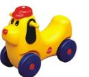 儿童四轮车