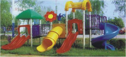 幼儿园玻璃钢滑梯