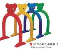 幼儿园塑料钻洞