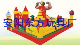 幼儿园充气玩具