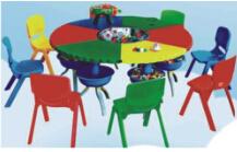 幼儿园玩具桌椅