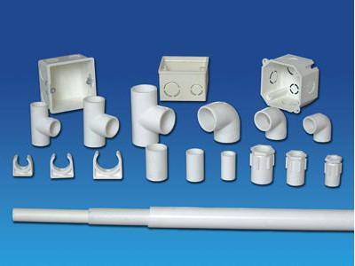 阻燃PVC穿线管