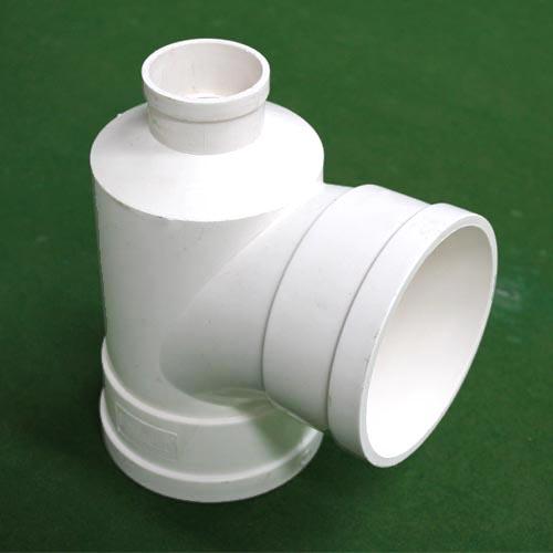PVC瓶颈三通