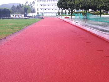 混合型塑胶跑道