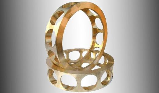 OPULL-MS化学去毛刺:用于铜及其合金