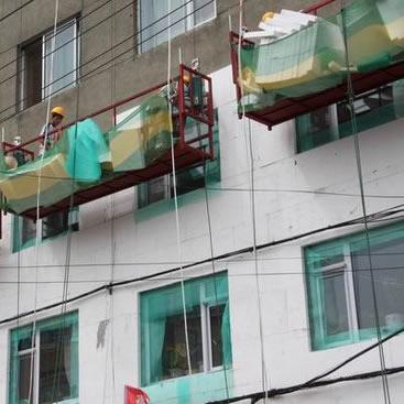 外墙保温施工技术