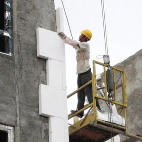 最专业的外墙保温施工