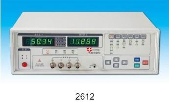 电阻测试仪厂家了解电容测试仪的特性 LCR测试仪有哪些作用