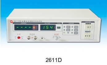 ZLP2611D型电解电容漏电流测试仪
