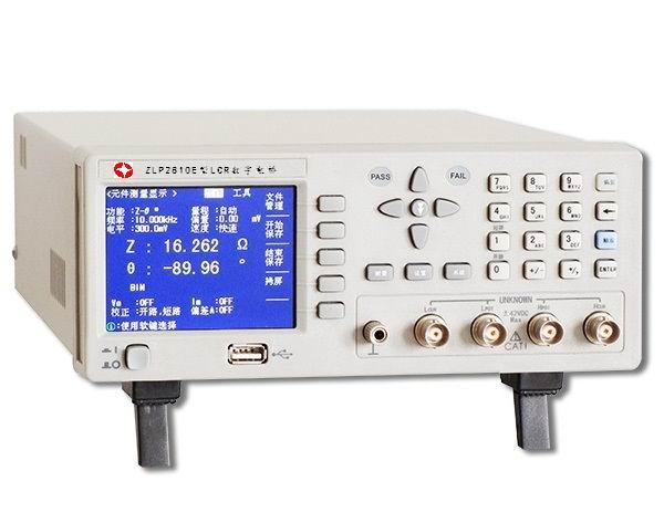 【图解】lcr测试仪使用前的注意事项 选择LCR数字电桥的目的