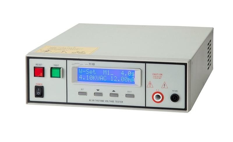 單交流程控耐壓測試儀