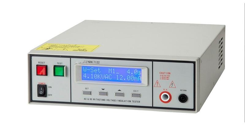 单交流程控耐压绝缘测试仪