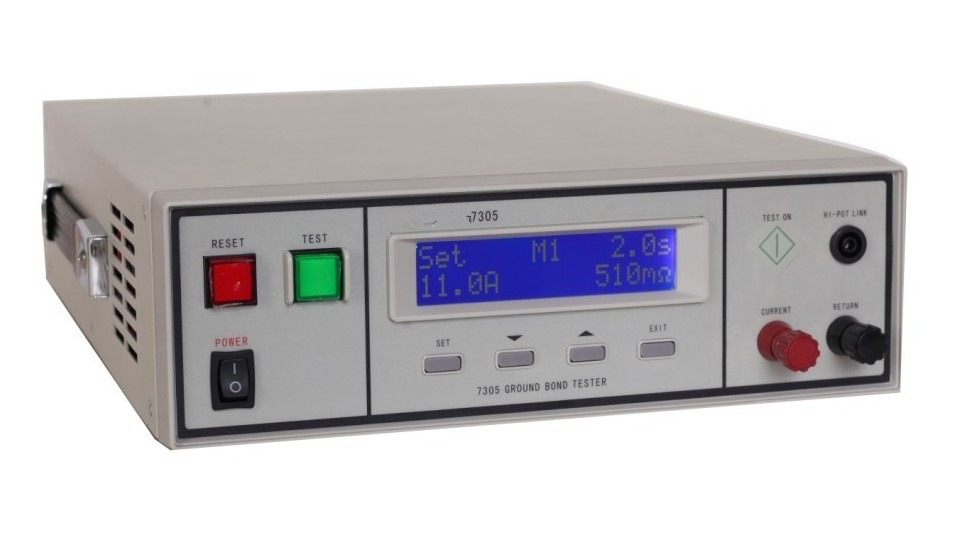 程控接地电阻测试仪