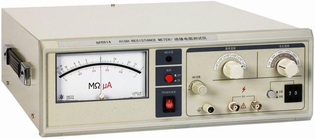 ZLP2681A绝缘电阻测试仪