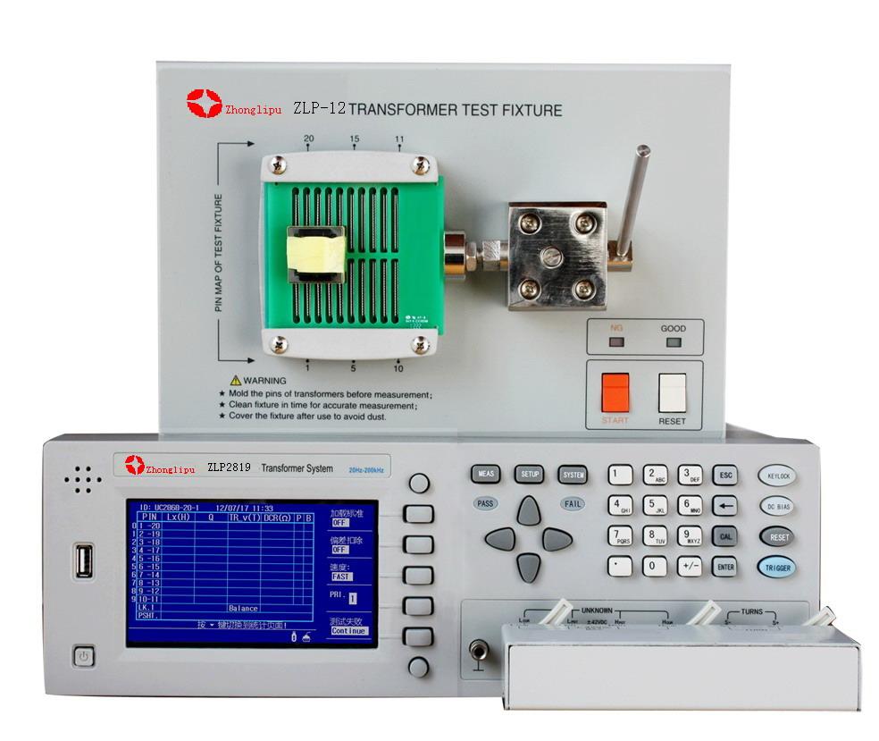 电源变压器综合测试仪