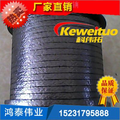 四氟石墨纤维盘根
