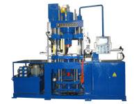 125吨锯片自动冷压成型机