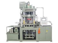 250吨金刚石锯片自动冷压成型机