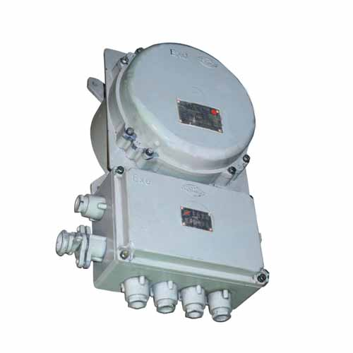 铝壳隔爆型电控箱