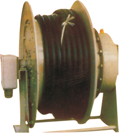 信号电缆卷筒