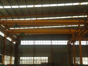 LHB型矿用防爆葫芦桥式起重机