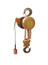 防爆環鏈電動葫蘆