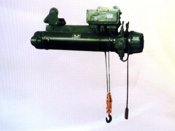 HB型防爆電動葫蘆
